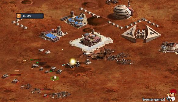 Battaglia Mars Frontier