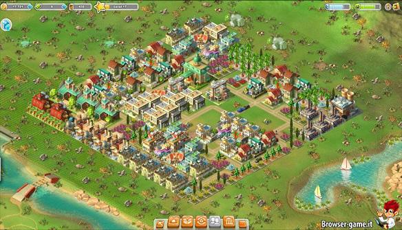 Città Rising Cities