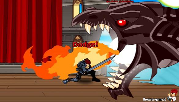Drago AQWorlds
