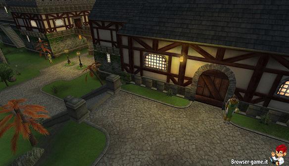 Eldevin villaggio