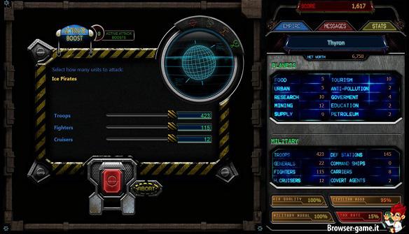 Starpires attacco pirati