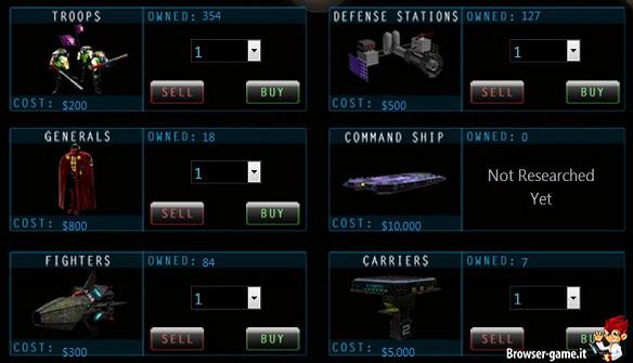 Starpires mercato militare