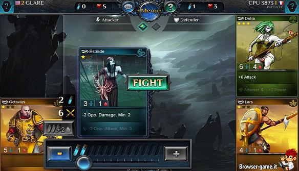 combattimento fantasy rivals