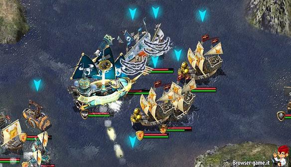 Combattimento Invincible Armada