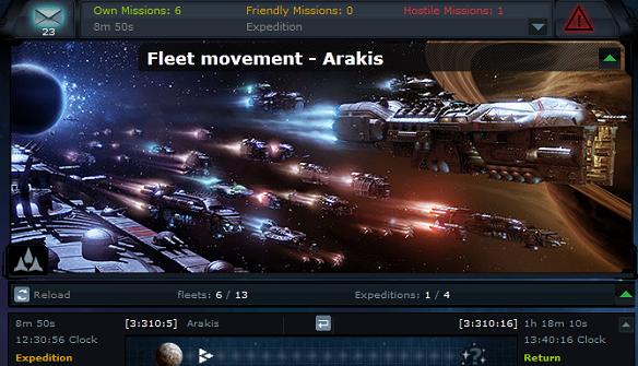 Flotta OGame