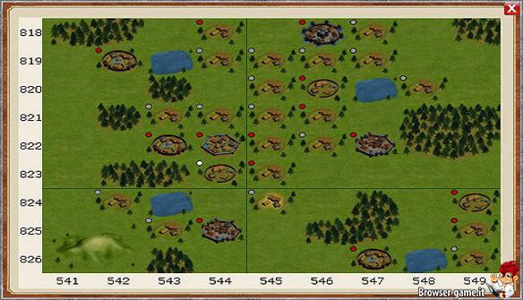 Mappa Tribals
