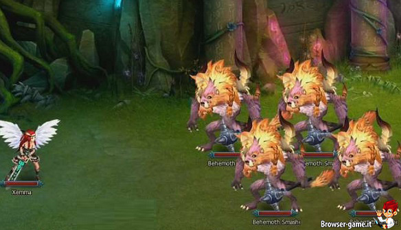 combattimento dragon pals