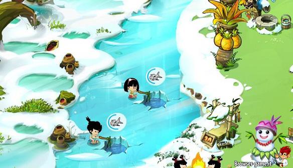 ghiaccio e epsca bonga online