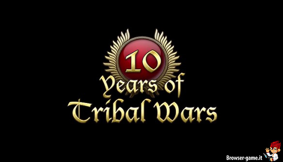 10 anni Tribal Wars
