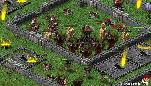 attacco Castle Tower