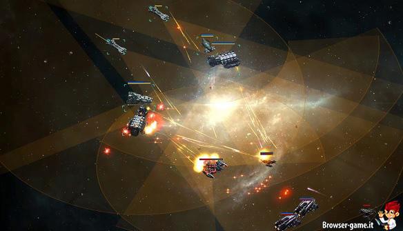 combattimento VEGA Conflict