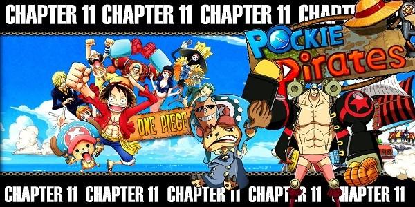 Pockie Pirates: nuova Judicial Island Adventure