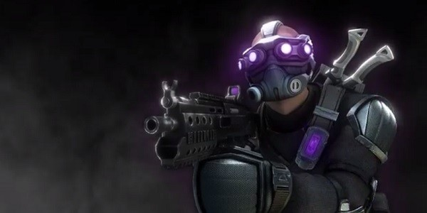 Merc Elite: informazioni sulla classe Recon