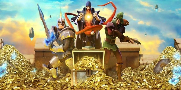 The Mighty Quest for Epic Loot: nuovo browser game