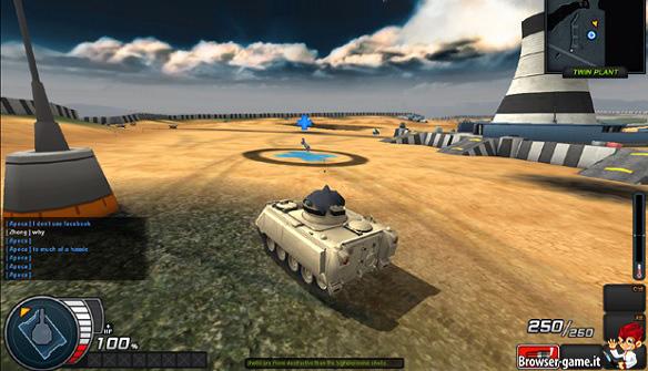 carro armato Tank Ranger