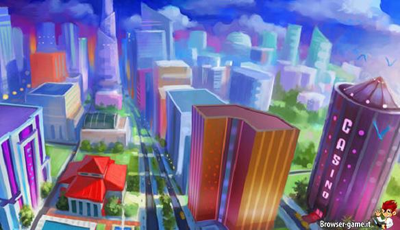 città CasinoRPG