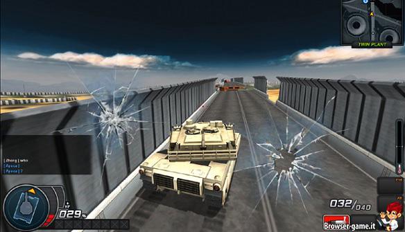 combattimento Tank Ranger