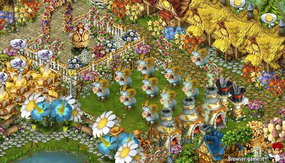 creature Fantasy Garden