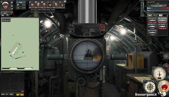 sottomarino Silent Hunter Online