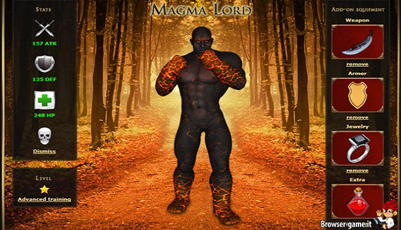 Magma Lord Days of Evil