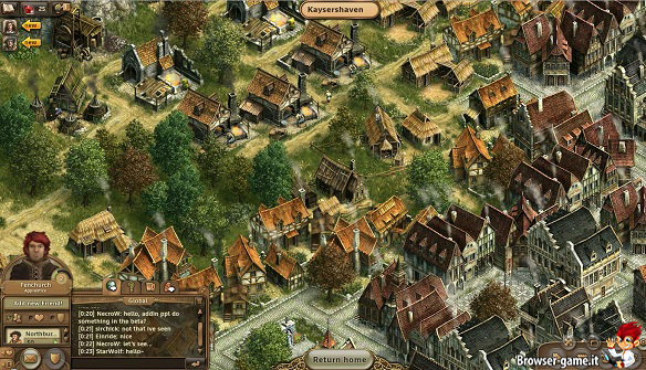 Villaggio Anno Online