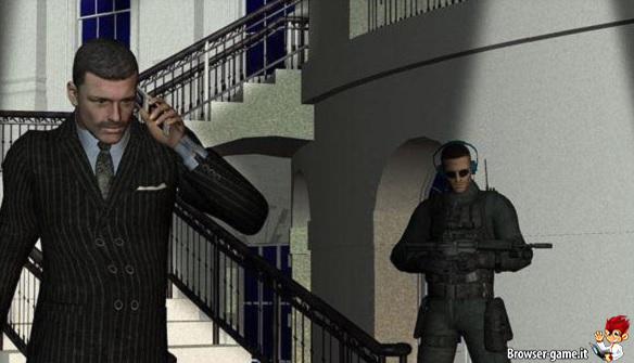 agente Mission Cobra