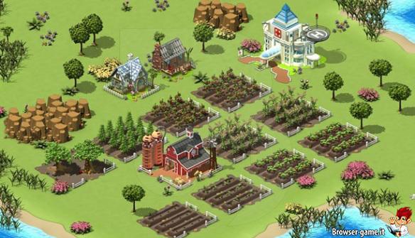 agricoltura Topia Island