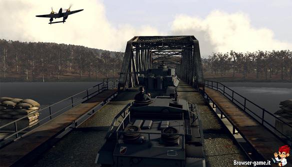 carro armato Heroes & Generals