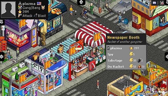 città Street Mobster