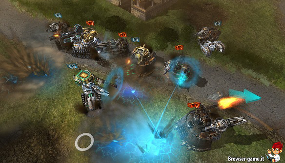 combattimento Steel Legions