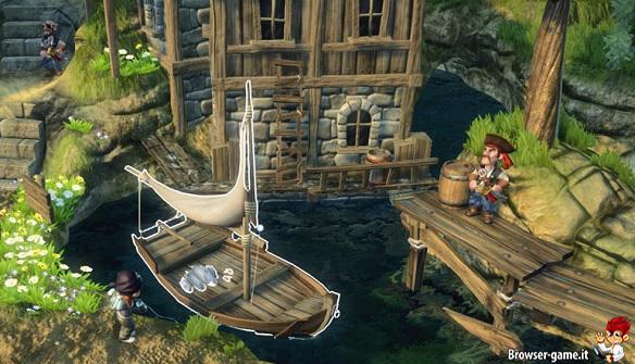 pirati e avventura Gameglobe