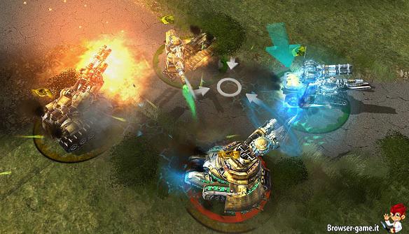 robot Steel Legions