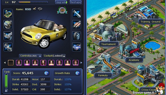 Automobile Business Tycoon Online