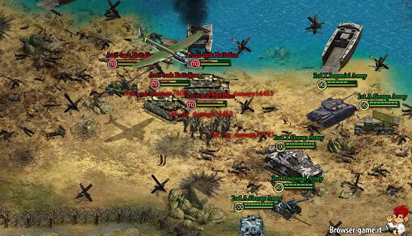 Combattimento General War Memories
