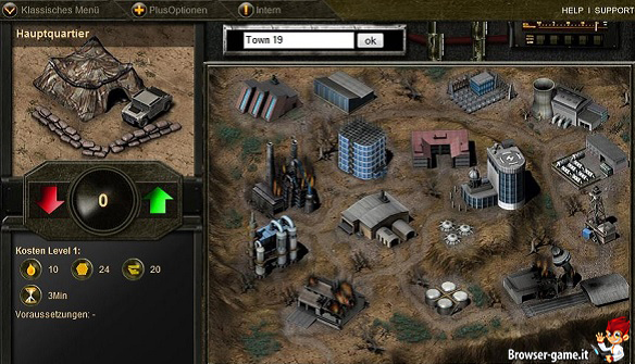 base Desert Blitz