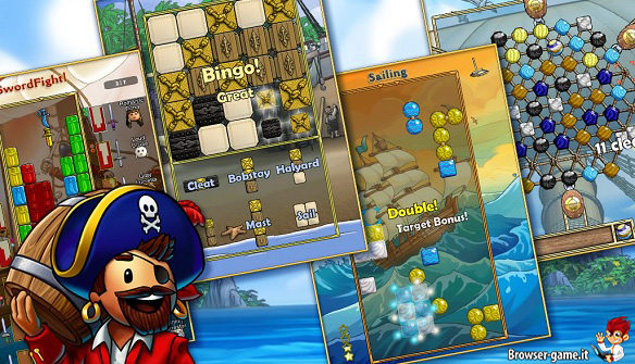 Giochi Puzzle Pirates