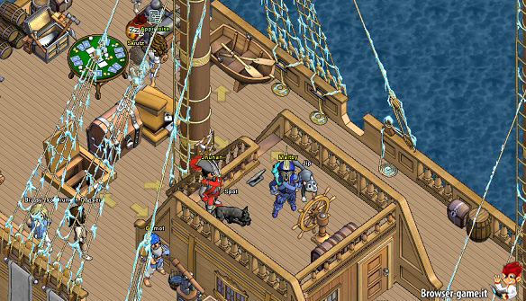 Nave Puzzle Pirates