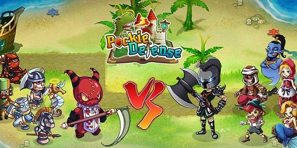 Pockie Defense: tower defense ispirato al mondo fantasy