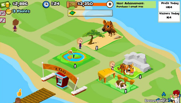 Animali Zoo World