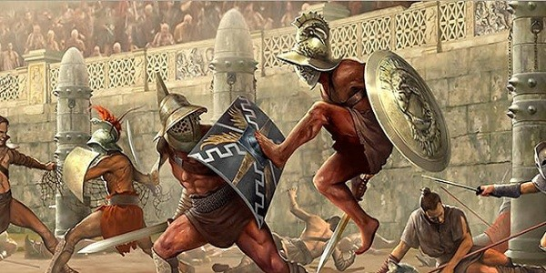 Browser game con gladiatori