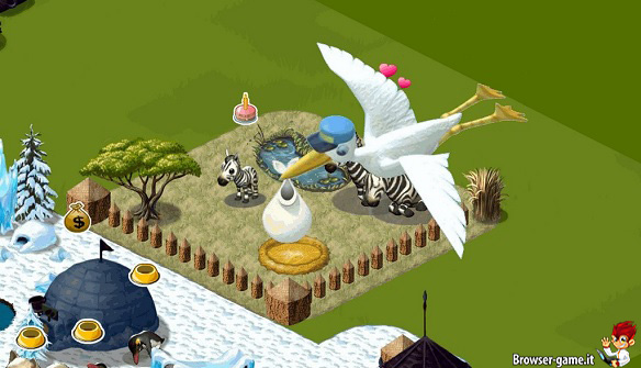 Cicogna Zoo World 2