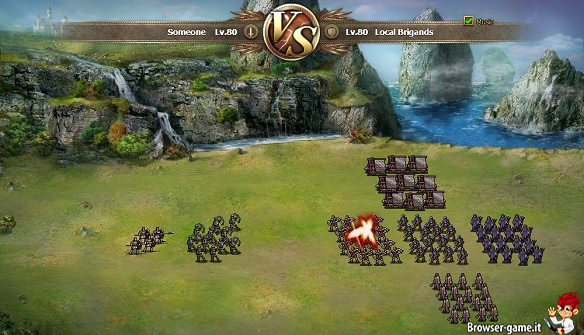 Combattimento Chronicles of Merlin