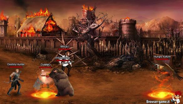 Combattimento Dragon's Call II