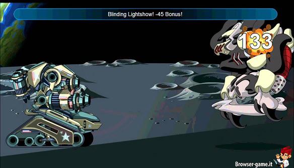 Combatttimento robot MechQuest