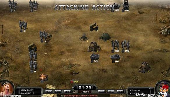 Guerra Operation Gamma 41