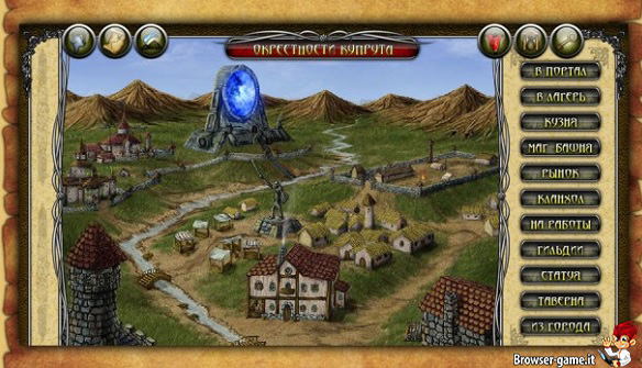 Villaggio Eldoran Realms of Battle