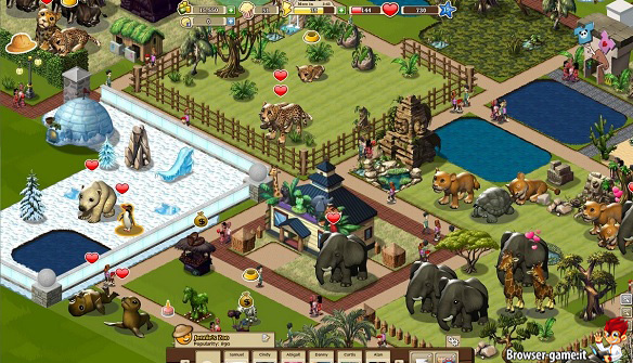 animali Zoo World 2