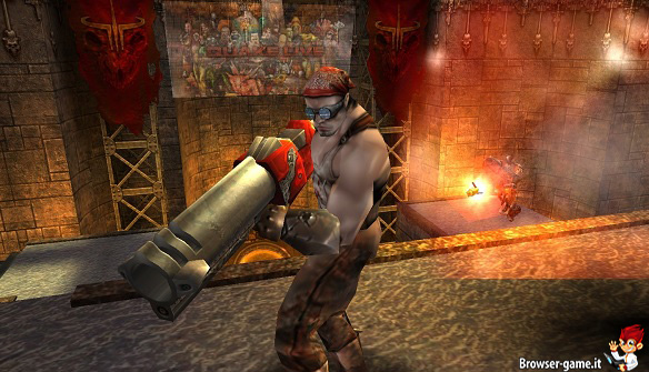 combattente Quake Live