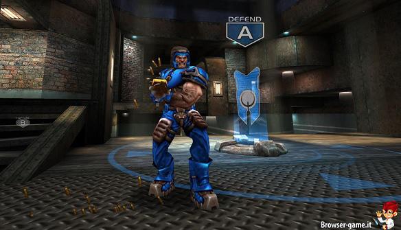 punto di controllo Quake Live