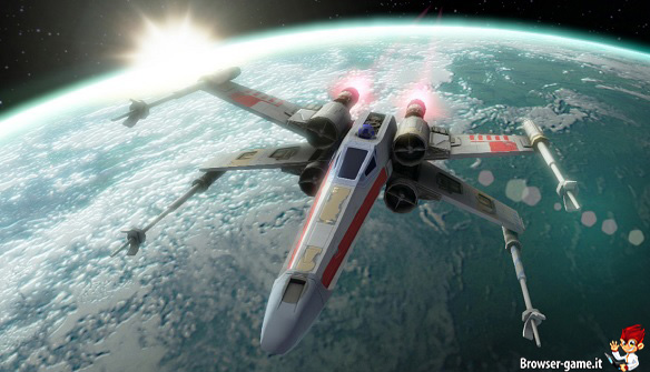 Nave spaziale Star Wars Attack Squadrons